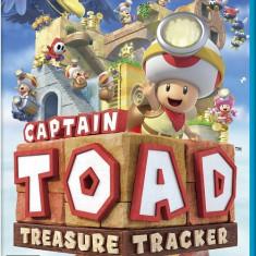 Captain Toad Treasure Tracker Wii U - Jocuri WII U, Actiune, 12+