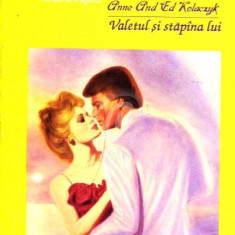 Valetul si stapana lui - Roman dragoste