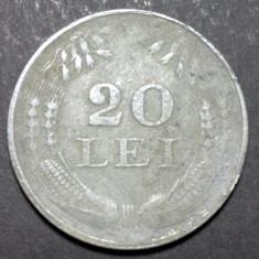 20 lei 1944 5 - Moneda Romania