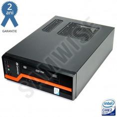 Calculator Intel Core 2 Quad Q8200 2.33GHz 4GB DDR3 250GB DVI DVD-RW GARANTIE !! - Sisteme desktop fara monitor Acer, 2501-3000Mhz, 200-499 GB, LGA775