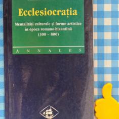 Ecclesiocratia Andrei Cornea - Filosofie