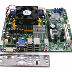 Kit placa baza AM3+cpu AMD Athlon X2 250-2x3.0GHz+!8Gb DDR3+cooler L124 - Placa de Baza AMD, Pentru AMD, Contine procesor, MicroATX