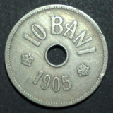 10 bani 1905 4 - Moneda Romania