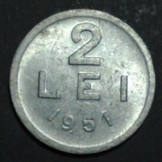 2 lei 1951 5 - Moneda Romania