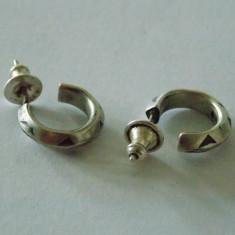Cercei de argint vintage -1639 - Cercei argint