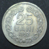 25 bani 1952 2 aUNC - Moneda Romania