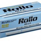 Tuburi  tigari Rollo Micro Slim  5,5 mm pentru injectat tutun
