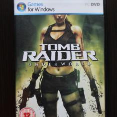 Joc PC - Tomb Raider Underworld - Jocuri PC Altele, Role playing, 18+