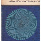 Itinerar in analiza matematica / Gheorghe Gussi - Carte Matematica