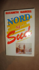 Nord si Sud an 1993/520pag- Elisabeth Gaskell foto