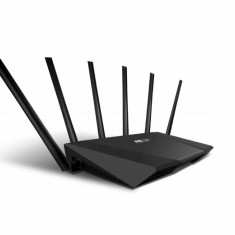 Router wireless ASUS Gigabit RT-AC3200 Tri-Band, Port USB, Porturi LAN: 4