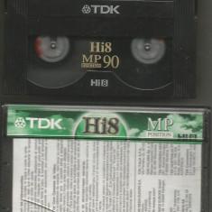 A(02)  Caseta audio-TDK HI8 MP