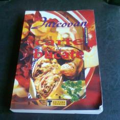 CARTE DE BUCATE - JURCOVAN - Carte Retete traditionale romanesti