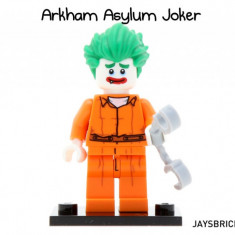 Minifigurina Lego Batman Movie, Arkham-Asylum-Joker, cod 71017 - LEGO Minifigurine