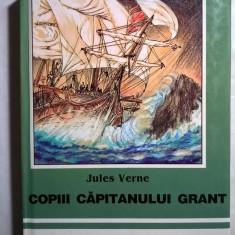 Jules Verne - Copiii capitanului Grant {1999} - Carte de povesti