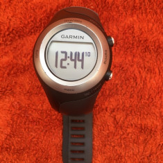Ceas cu GPS Garmin Forerunner 405 ( fara suport incarcare si adaptor wireless ) - Monitorizare Cardio