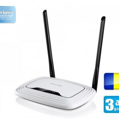 TP-Link 841N 300Mbps Wireless N Router - Router wireless