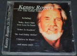 KENNY ROGERS - For the Good Times -  2001 Musicbank Limited - CD audio