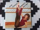 jane fonda jane fonda's workout record dublu disc vinyl 2 lp muzica pop disco