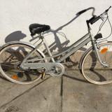 15 Bicicleta Kettler, second-hand, Germania. R26. Aluminiu - Bicicleta Dama, 19 inch, Numar viteze: 3