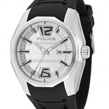 Ceas Police PL.94764AEU/01 - Ceas barbatesc Police, Casual, Quartz, Silicon, Data, Analog
