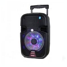 BOXA PROFESIONALA  KARAOKE CU ACUMULATOR,MIXER,MP3 PLAYER+MICROFON WIRELESS!
