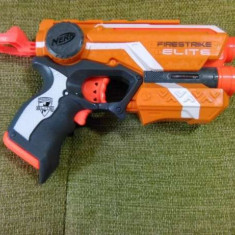 Firestrike Elite Blaster NERF - Pistol de jucarie Hasbro