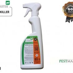 INSECTOKILLER 750ml - Insecticid profesional anti insectelor zburatoare
