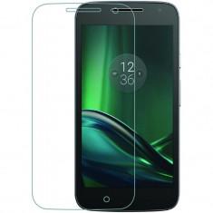 Folie sticla Motorola Moto G4 Play Crystal Shock - Folie de protectie Motorola, Anti zgariere