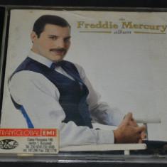 The Freddie Mercury Album - CD original - 1992 EMI Records Ltd. - Muzica Rock