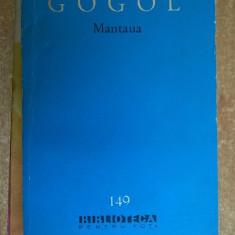 N. V. Gogol - Mantaua - Roman