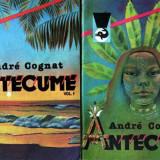 Antecume de André Cognat (2 vol.) - Carte de calatorie