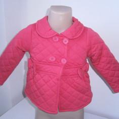 Jacheta fetite 9-12 luni, PINK, stare foarte buna!, Marime: Alta, Culoare: Roz