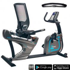 Bicicleta Recumbent inSPORTline inCondi R600i - Bicicleta fitness