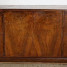Servanta Vintage, Stil Art Deco Romanesc; Bufet; Comoda; Dulap, Comode si bufete, 1900 - 1949