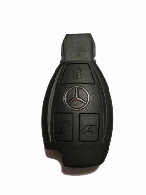 Carcasa SmartKey Mercedes Benz 3 Butoane Autoutilitare foto