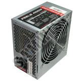 Sursa 400W Modecom FEEL2, SATA, 4 x Molex, Ventilator 120mm, PFC
