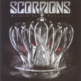 SCORPIONS - RETURN TO FOREVER, 2015, CD