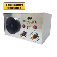 Dispozitiv industrial cu ultrasunete anti rozatoare, anti pasari I50