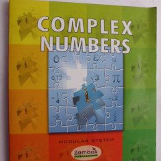 018. COMPLEX NUMBERS / manual MATEMATICA cl. x a pt liceul turc/ ICHB