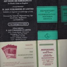 Repertory homoeopathic 1993