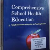 COMPREHENSIVE SCHOOL HEALTH EDUCATION by LINDA MEEKS...RANDY PAGE, 1992 - Carte Sociologie
