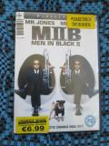 MEN IN BLACK II (2 DVD-uri ORIGINALE - cu WILL SMITH si TOMMY LEE JONES)