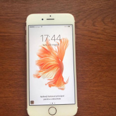 IPHONE 6 S GOLDEN ROSE 16 GB - Telefon iPhone Apple, Roz, Orange