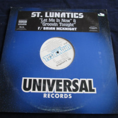St.Lunatics - Let Me In Now _ vinyl, 12