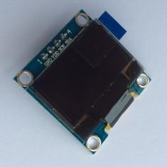 "Display 0.96"" OLED 128x64 IIC I2C Arduino ( ALBASTRU - BLUE )"