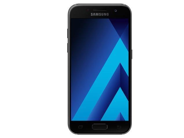 Samsung Galaxy A3 A320 Model 2017 black nou,sigilat,2ani garant +fatPRET:1080lei foto mare