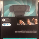 webcam Logitech Full HD C920