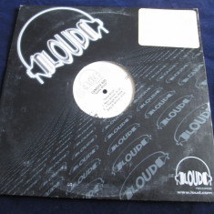 "Gangsta Boo - Same Block _ vinyl , 12"" ,Loud Records (SUA) _ hip hop, VINIL"