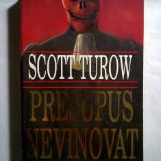 Scott Turow - Presupus nevinovat